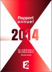 2015 03 25 Rapport du médiateur de France 22015 03 25 Page de garde rapport du médiateur de France 2